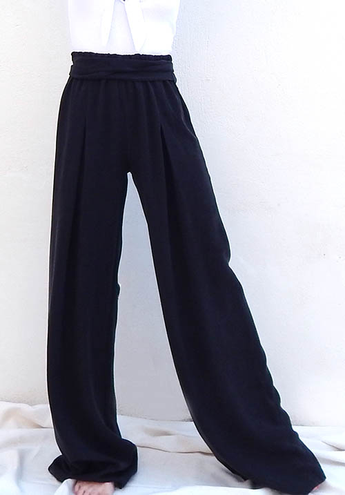 Roomy Black Pants (SOLD OUT)