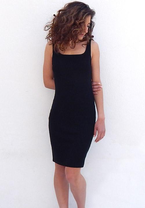 Capsule Black Dress