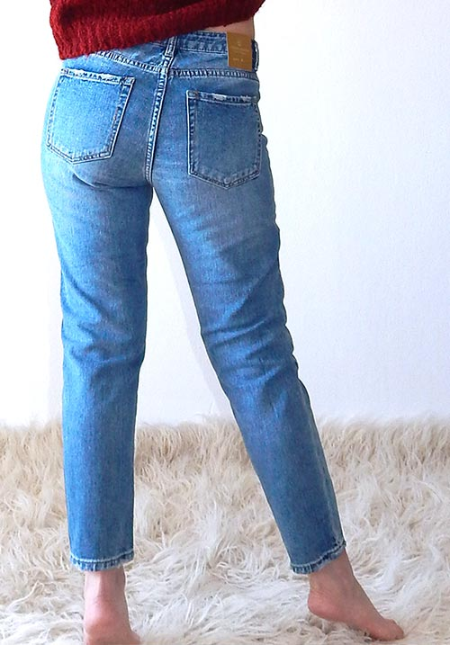 The Classic Highwaist Jeans