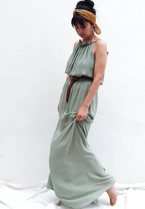 Getaway Khaki Dress (SOLD OUT)