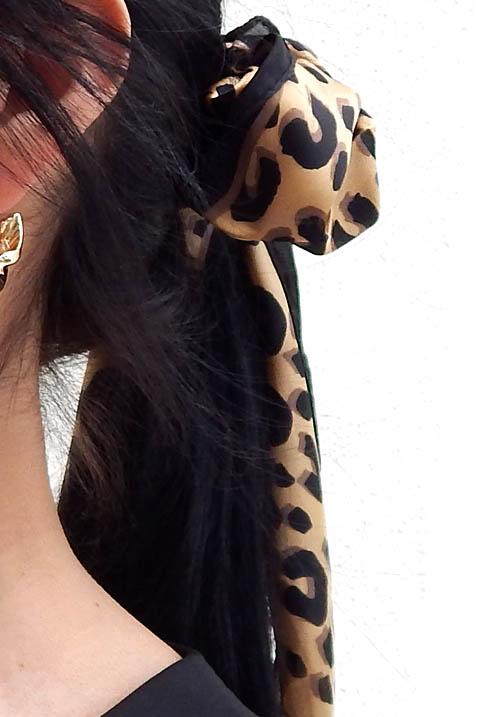 Little Leopard Scarf