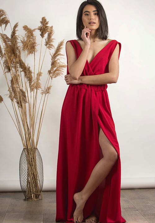 Antelope Red Dress (SOLD OUT)