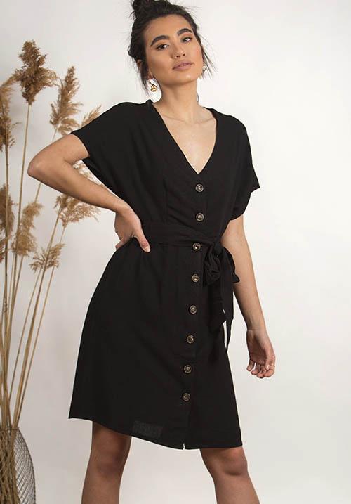 Jakarta Black Dress