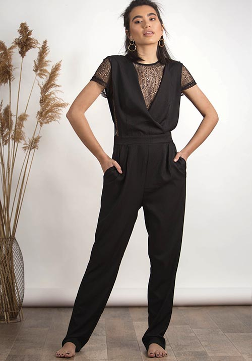 Pinecone Jumpsuit
