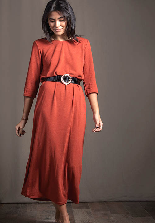 Chimney Rust Dress