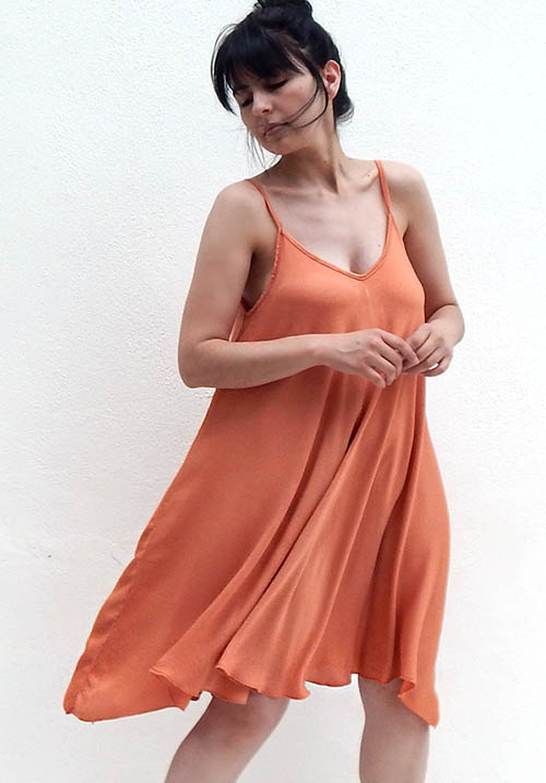 Iris Sunset Dress