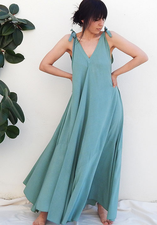 Serenity Mint Dress (SOLD OUT)