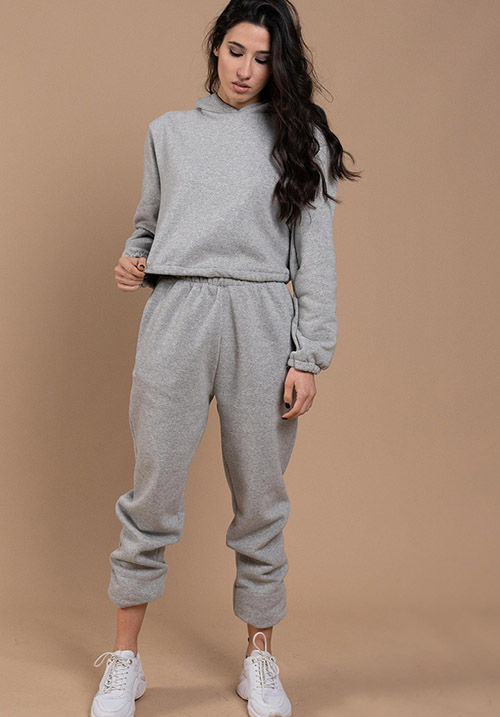 Marshmallow Grey Set