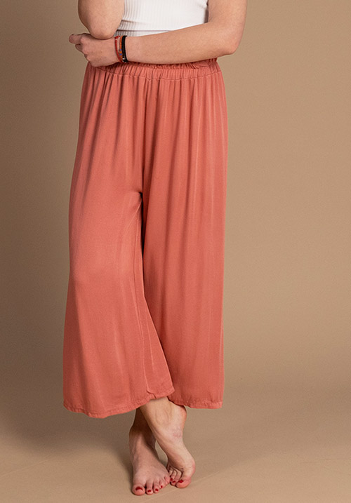 Barefoot Pink Pants