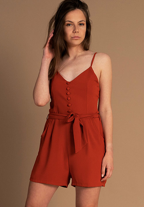 Summer Delight Playsuit