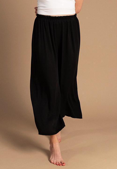 Barefoot Black Pants