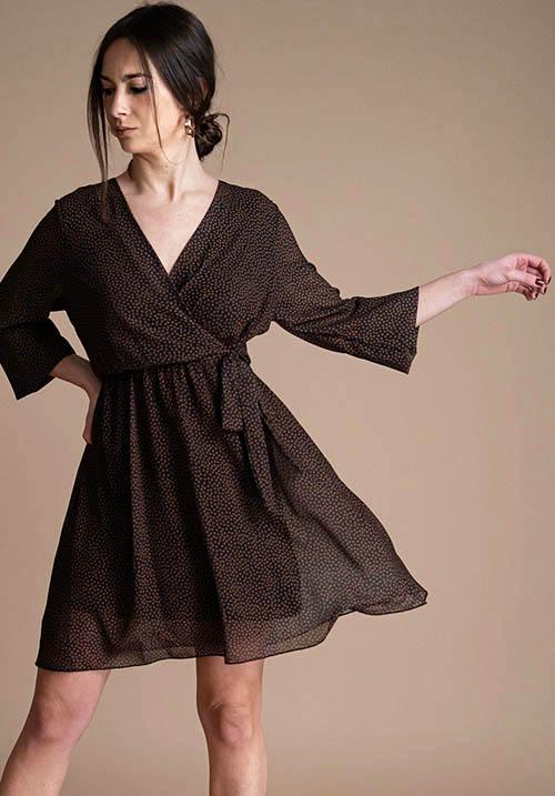 Lune Brun Dress