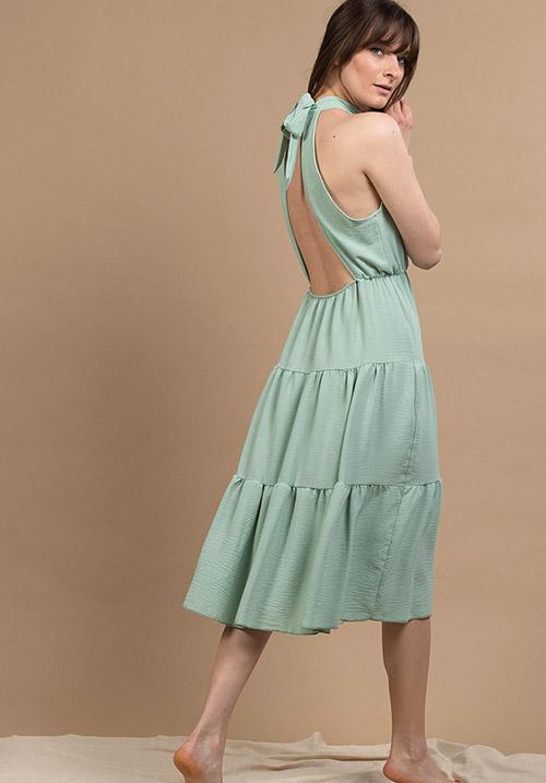 Dandelion Mint Dress