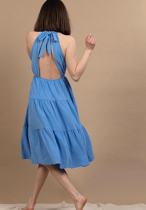Dandelion Aqua Dress