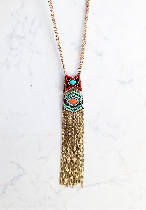 Proof of Color Necklace