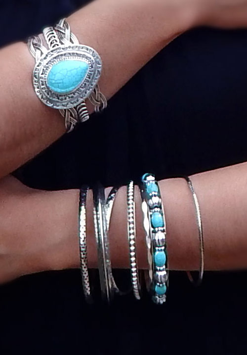 Gypsy Bracelet Set (SOLD OUT)