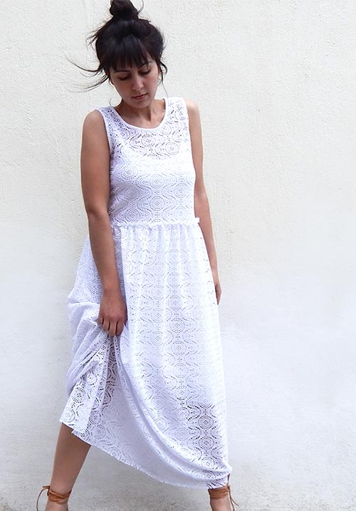 The Almond Blossom Midaxi Dress (SOLD OUT)