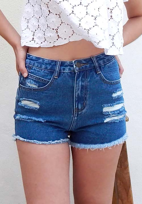 Hot Pants Highwaisted