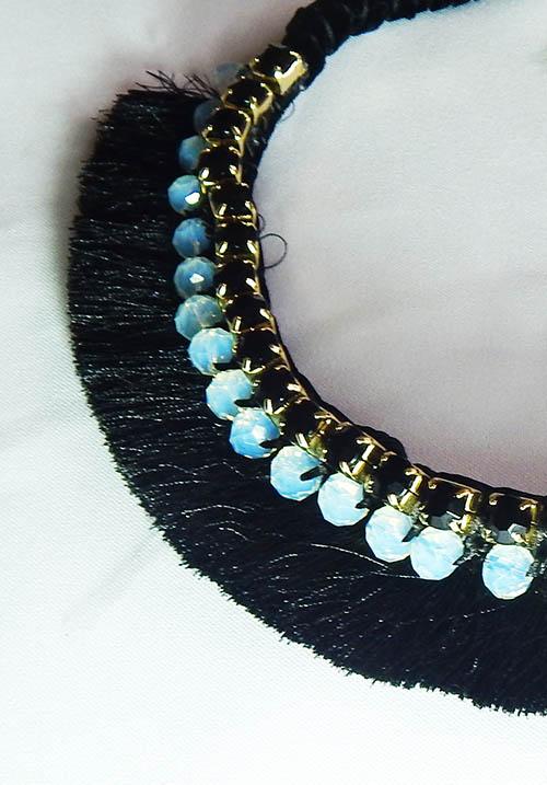 Black Colar Necklace