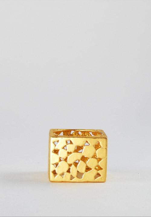 Δαχτυλίδι κύβος
