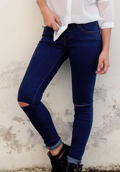 A Tiny Slice Jeans