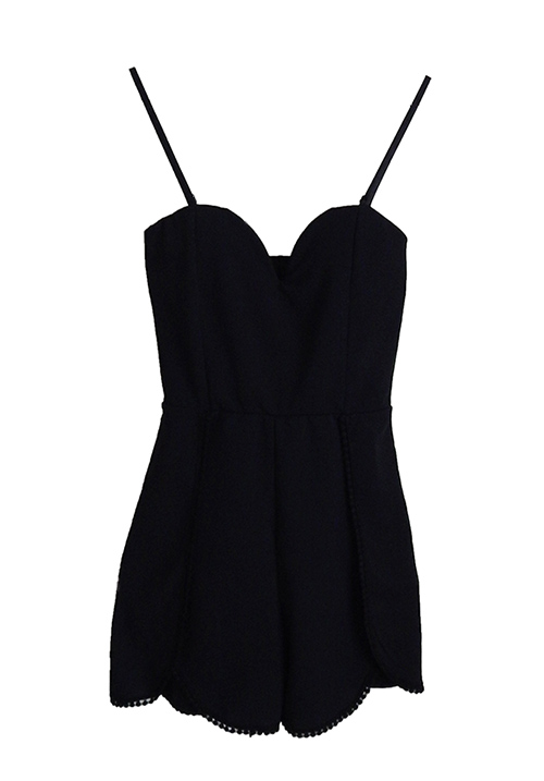 Shape of my Heart Playsuit