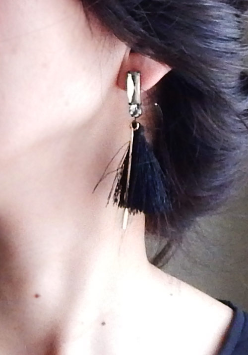 Chandelier Earings