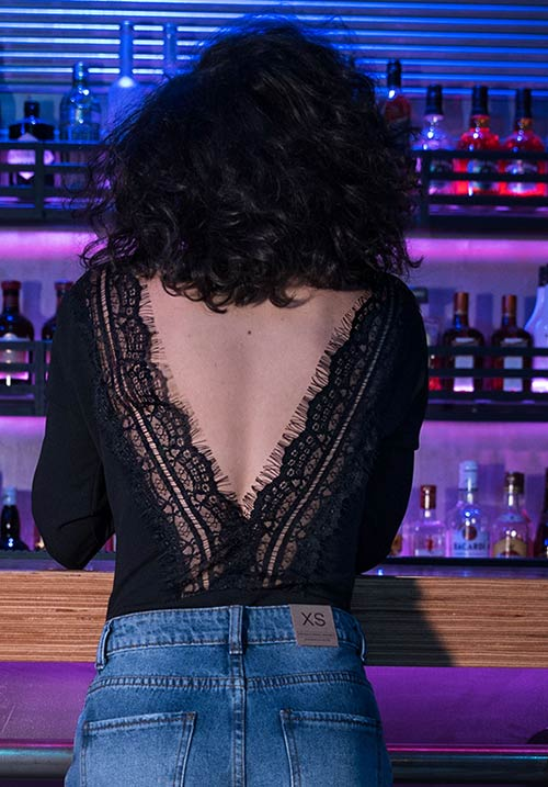 Dirty Lace Bodysuit