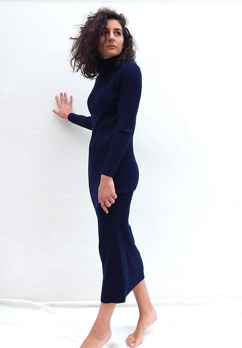 Butterscotch Blue Dress (BACK IN)