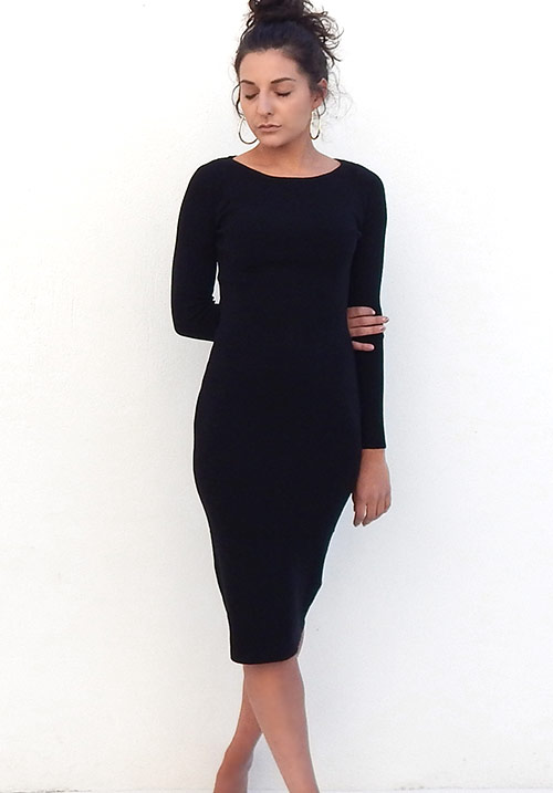 Black Magic Dress (SOLD OUT)