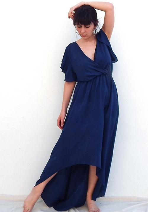 Cuba Liblre Blue Dress (BACK IN)