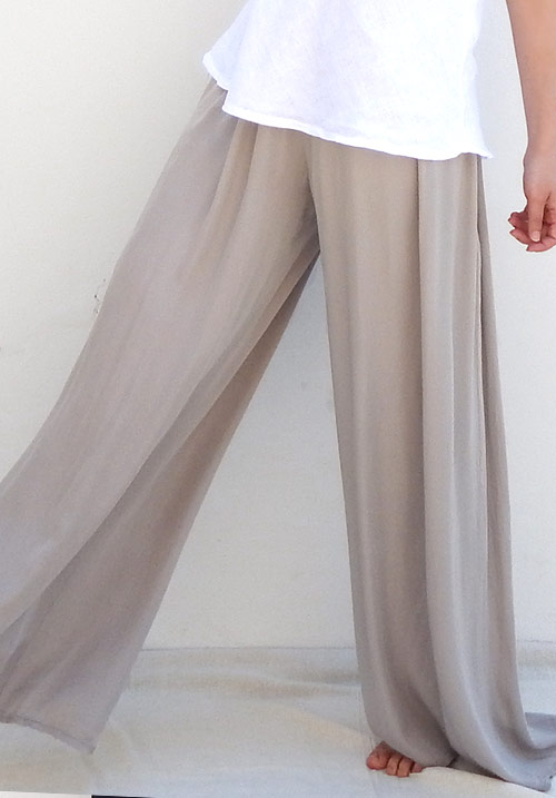 Always High Taupe Pants