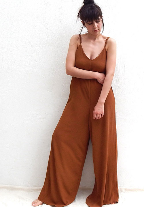 Adelaide Tan Jumpsuit (SOLD OUT)