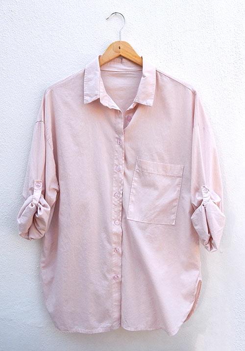 The Pink Shirt
