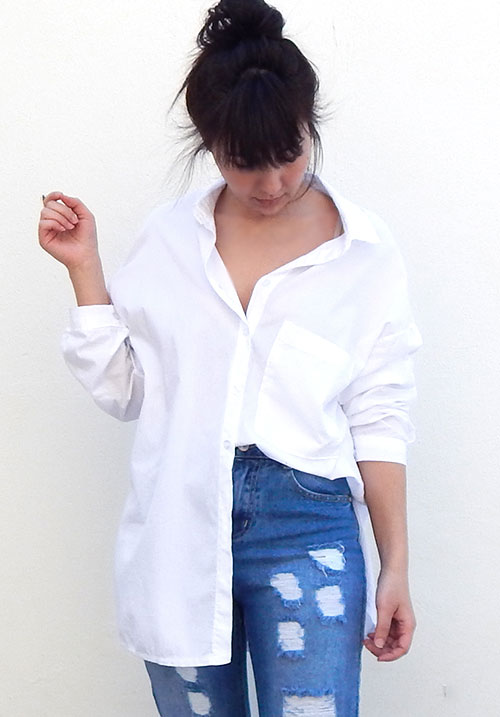 The White Shirt (SOLD OUT)