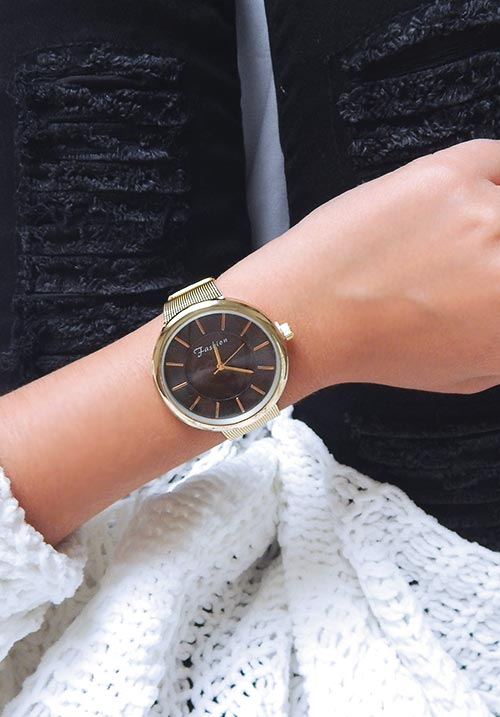 Golden Chic Watch